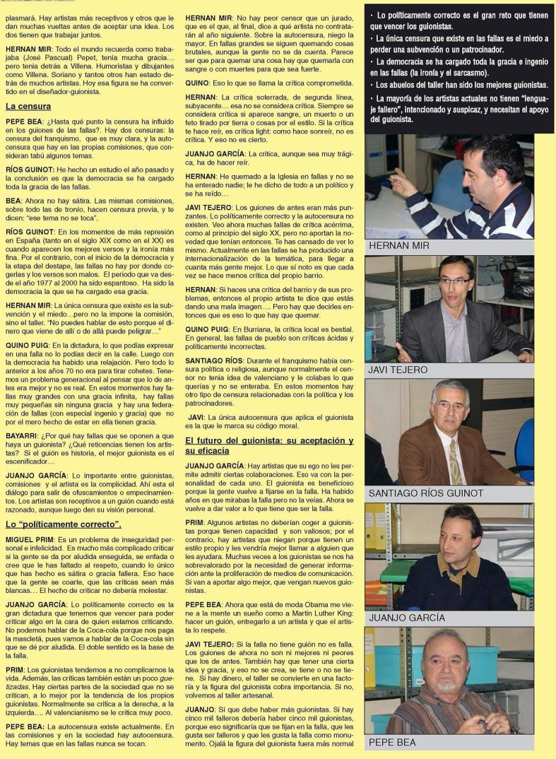 Mesa de debate TF_2009-2